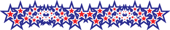 stars and stripes decal 50