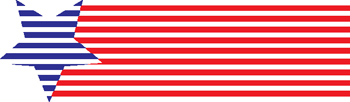 stars and stripes decal 40