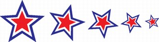 stars and stripes decal 7