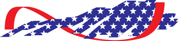 stars and stripes decal 135