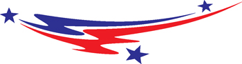 stars and stripes decal 109
