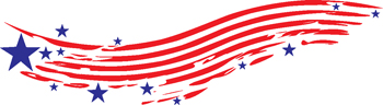 stars and stripes decal 231