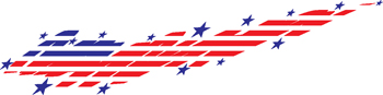 stars and stripes decal 262