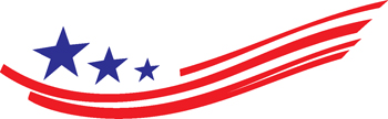 stars and stripes decal 269