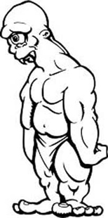 cyclops decal