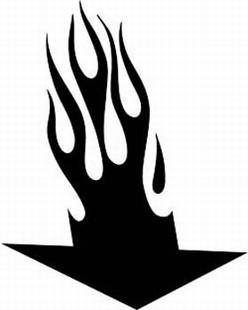 flaming_arrow