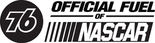 76 Official Fuel of Nascar 2 decal
