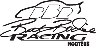 Brett Bodine Racing decal