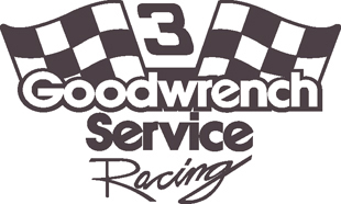 Goodwrench Racing decal