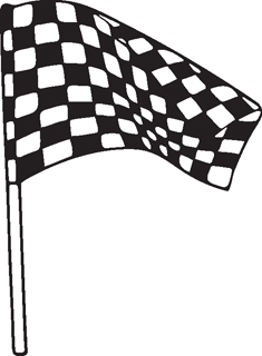 Checkered Flags 15