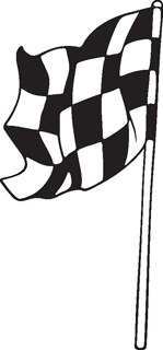 Checkered Flags 19