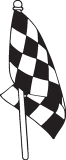 Checkered Flags 22