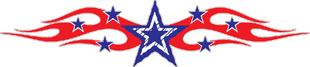 American Star decal 25