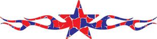 American Star decal 6