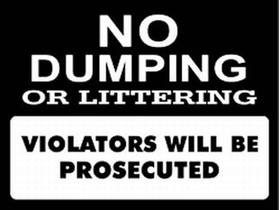 NO_DUMPING