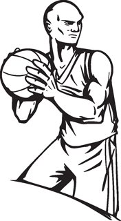 Basketball Player1