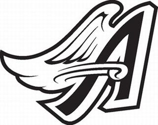 Anaheim Angels Vinyl Decal