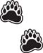 Bear Tracks decal 1