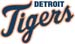 Detroit Tigers decal 96