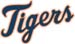 Detroit Tigers decal 97
