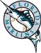 Florida Marlins decal 99