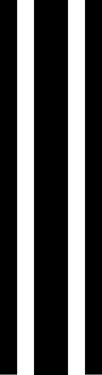 """12"""" triple rally stripe"""