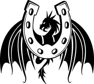Dragon Horseshoe