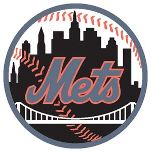 new york mets decal 96