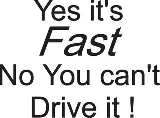 yes it fast